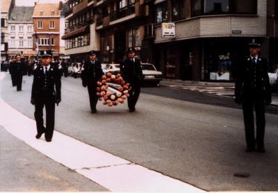 Begrafenis Denolf, 1979