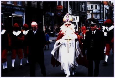 Bezoek Sinterklaas, 1978