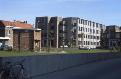 rotonde Zijstraat, 1997