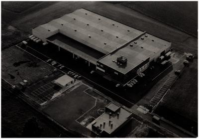 A&O in nieuwe gebouwen, 1970