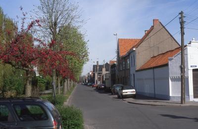 Straatzicht Handelsstraat, 1997