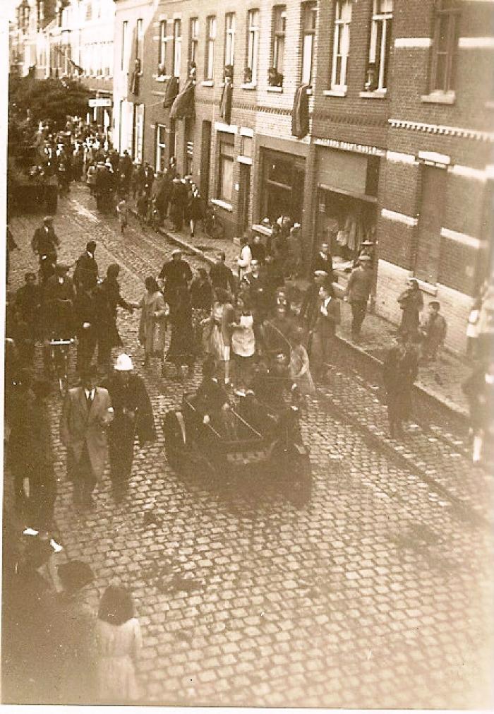 Poolse bevrijders, Izegem, 1944