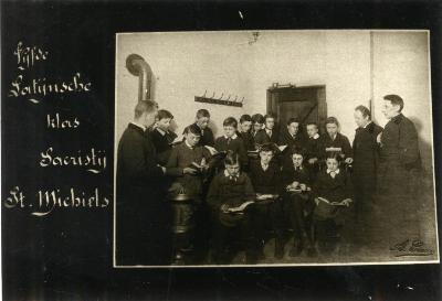 Vijfde Latijnse klas