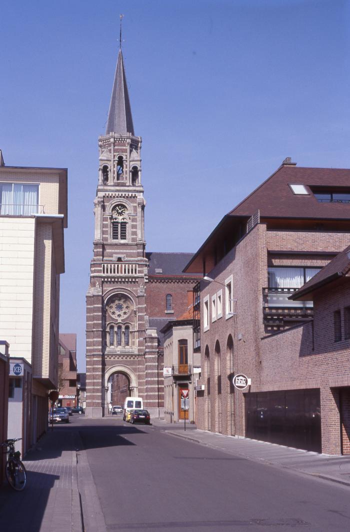 straatzicht Torenstraat, 1997
