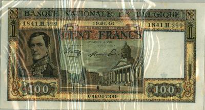 Oud geld Dynastietype 100BFR