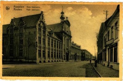 Prentkaart Klein Seminarie Zuidstraat, Roeselare