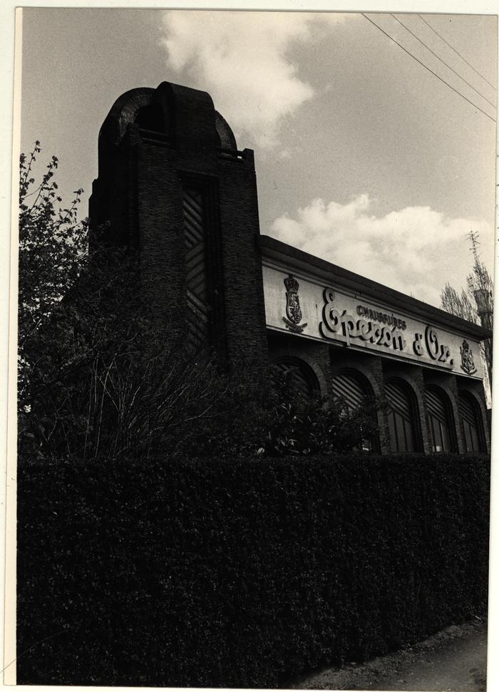 Schoenfabriek Eperon d'or Izegem