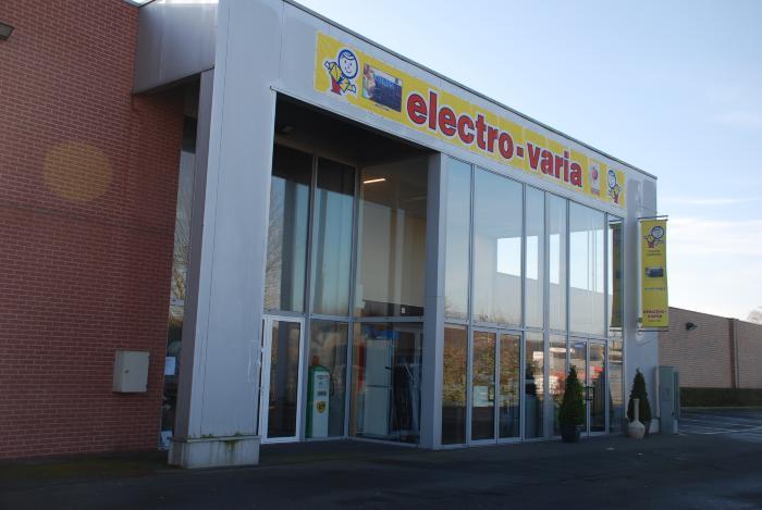 Algemene geschiedenis, Electro-Varia, Ingelmunster