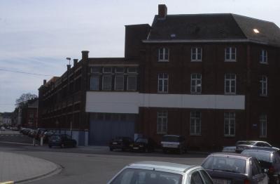 Site Moerman, Cichoreistraat, 1997