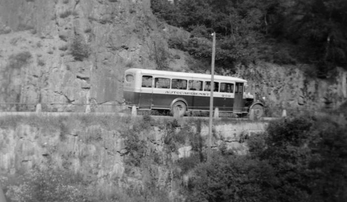 Autobus, Ardennen
