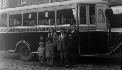 Bus Vandenaweele, Gits