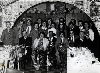 De Priorvrienden, Café De Kruiskalsijde bij Zulma, 1979