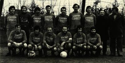 Reserven VP Gits, 1977