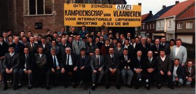 De Bie, Gits, 1988