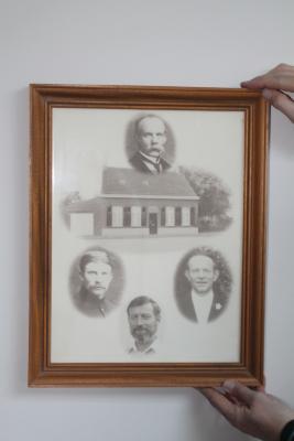 Algemene geschiedenis, Bossu Decor, Hooglede