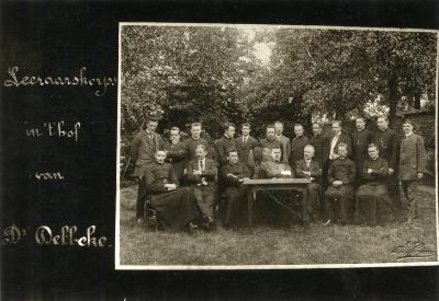 Lerarenkorps van het Klein Seminarie