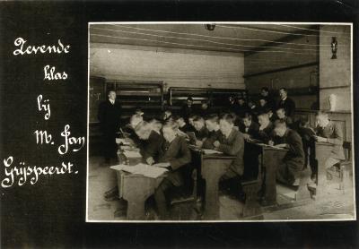 Zevende klas