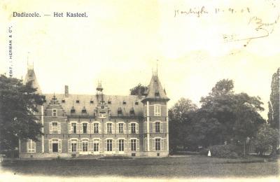 Kasteel Dadizele, 1902