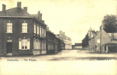 Centrum, Dadizele