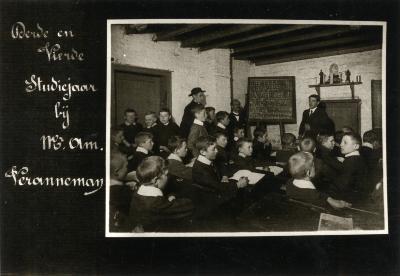 Derde en vierde leerjaar van het Klein Seminarie