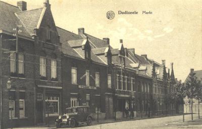 Markt, Dadizele