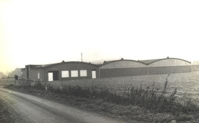 Woonhuis met hangar, Dadizele