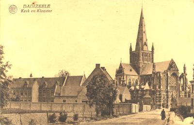 Kerk en klooster, Dadizele