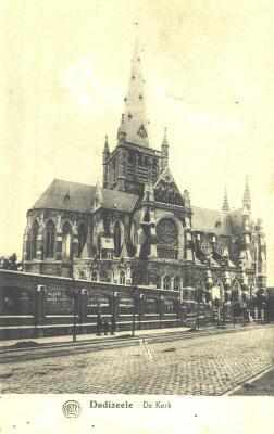Kerk, Dadizele