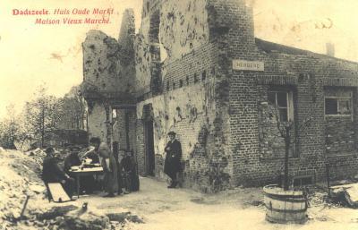 Huis, Oude Markt, Dadizele