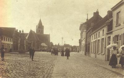 Markt, Moorslede