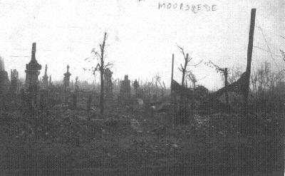 Begraafplaats, Moorslede