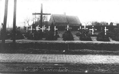 Militaire begraafplaats, Moorslede