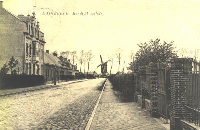 Moorsledestraat, Dadizele