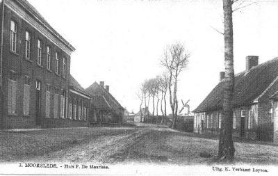 Huis F. De Meurisse, Moorslede