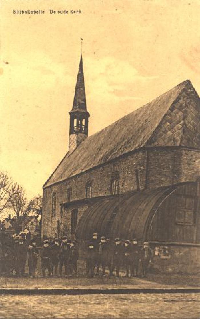 Oude kerk, Slypskapelle