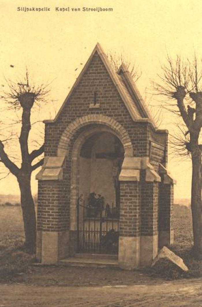 Kapel van Strooiboom, Slypskapelle