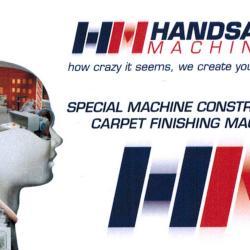 Olivier Handsaeme, derde generatie Handsaeme Machinery, Izegem.