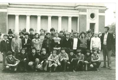 1 TSO 6 VTI, Roeselare, 16 juni 1977