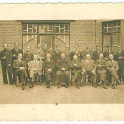 Lerarenkorps VTI, Roeselare, 1941(?)