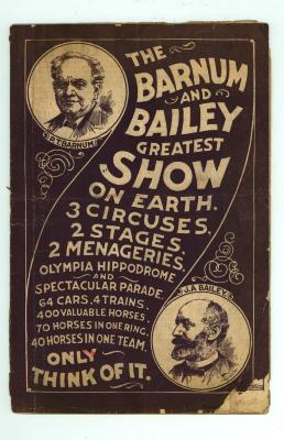 Barnum en Baileys book of wonders