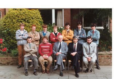 5 LSE HEMH VTI, Roeselare, 1983-1984