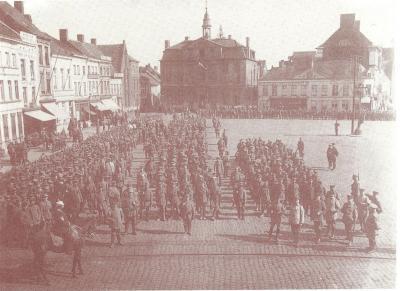 Krijgsgevangenen, Roeselare