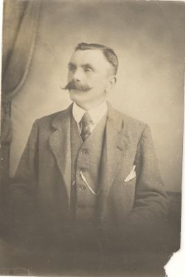 Portret Jules Deblauwe