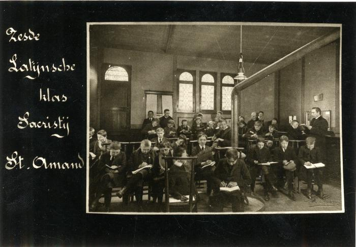 Zesde Latijnse klas