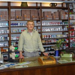 Algemene informatie, tabakszaak Tabarin, Roeselare