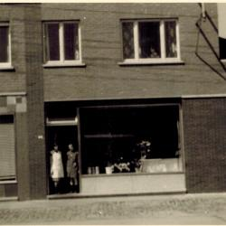 De tweede generatie: Etienne Soenen, Slagerij Soenen, Hooglede