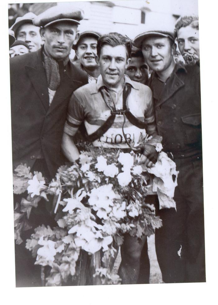 André Maelbrancke renner, Roeselare, 1939-1955