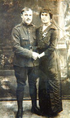 Odiel Defraye, Rumbeke, 1908-1921