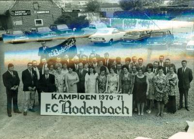 Voetbalclub, Roeselare, 1970-1971