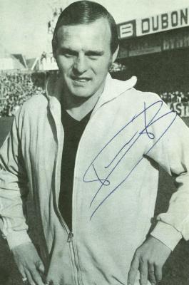 Johny Thio als voetballer, Roeselare, 1944-2008